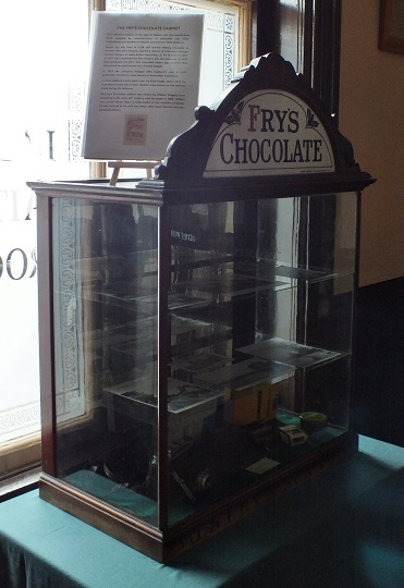 Fry's Chocolate Cabinet