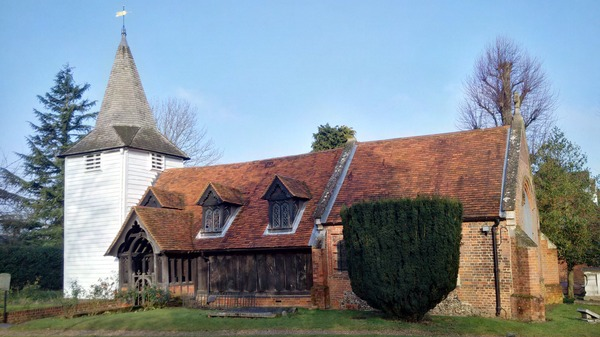 Your Visit - Greensted Church