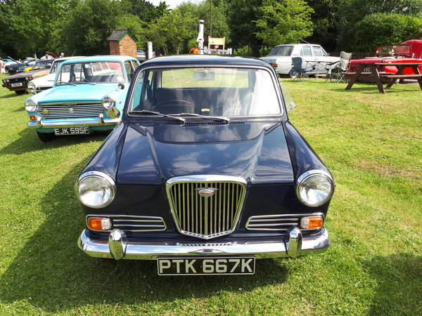 Classic Car Rally - 2 September