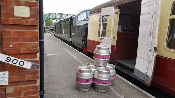 Real Ale Train