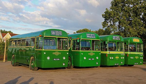 RF Buses