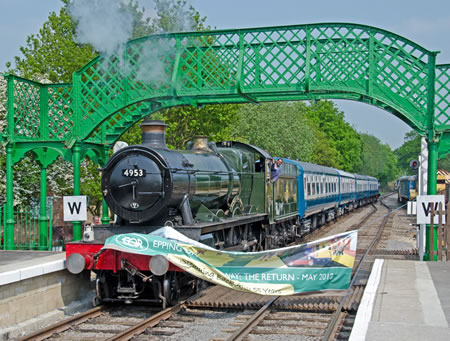 "GWR Hall 4953 ""Pitchford Hall"""