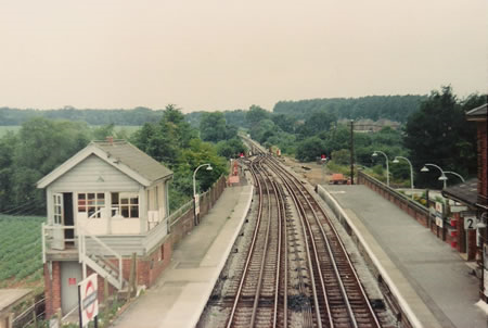 North Weald in 1976