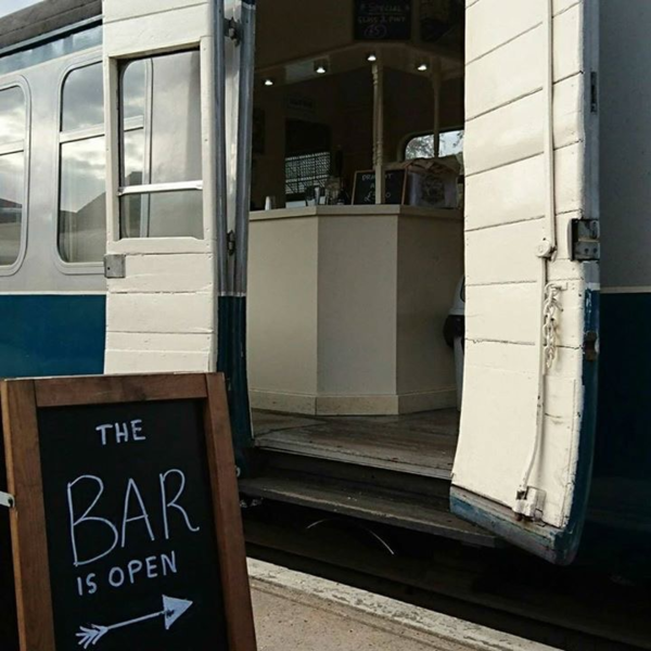 Real Ale Train Bar