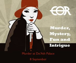 September Murder Mystery Evening