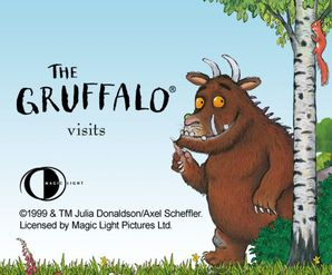The Gruffalo visits