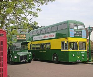 50 Years of London Country Bus Services - Bus Running Day