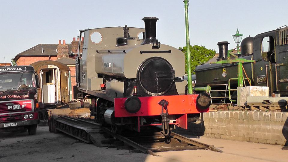 Eor railway